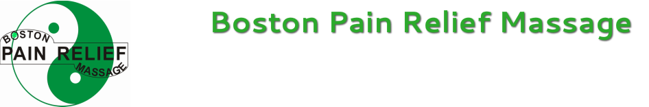 Boston Pain Relief therapies